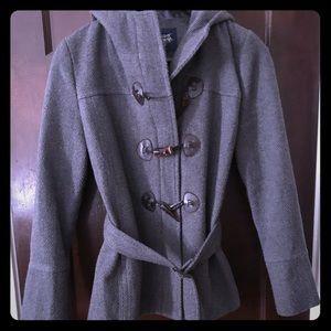 UO Foreign exchange- women's wool coat